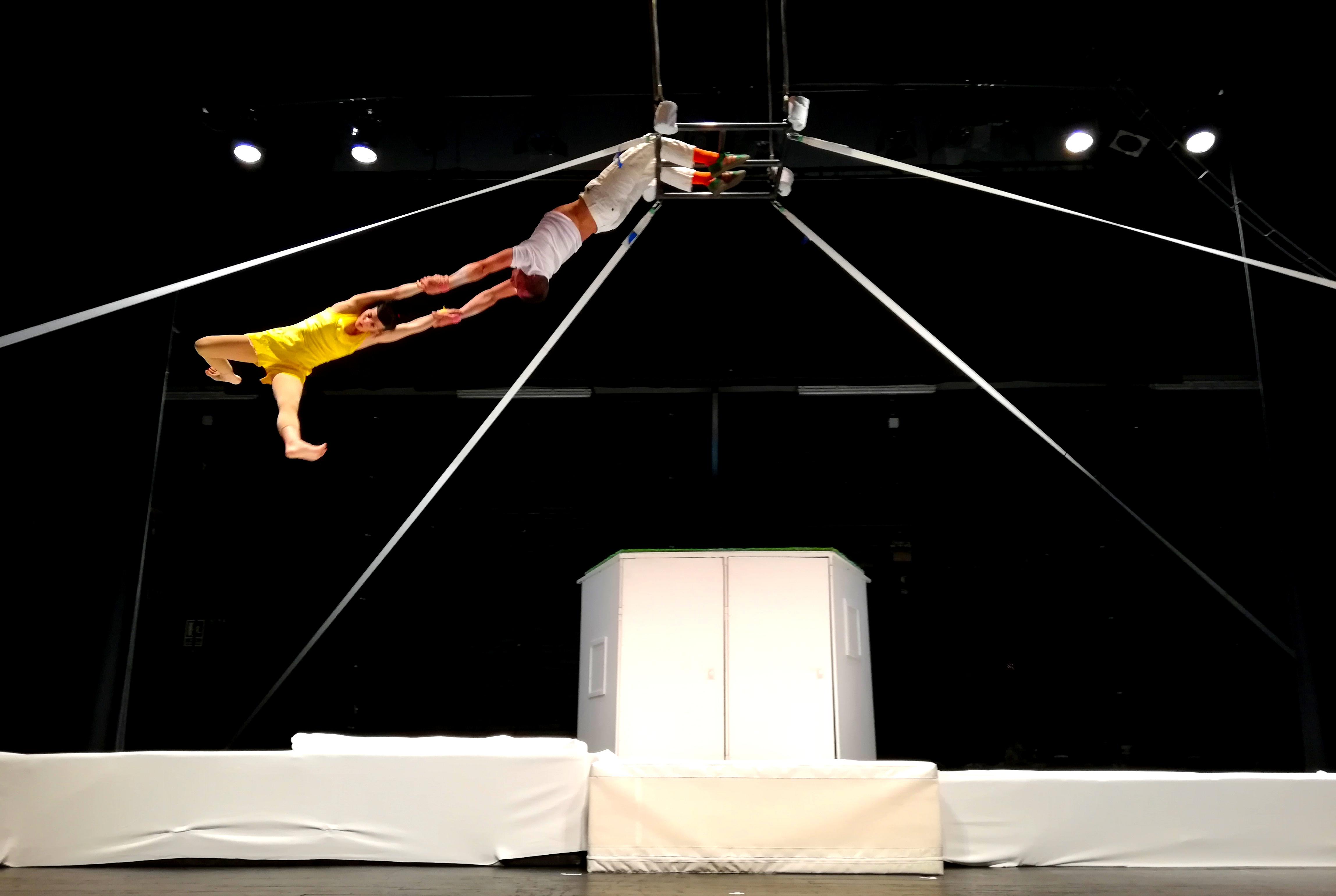 Circ sala: Toca toc, amb Paki Paya (PRE-ESTRENA)