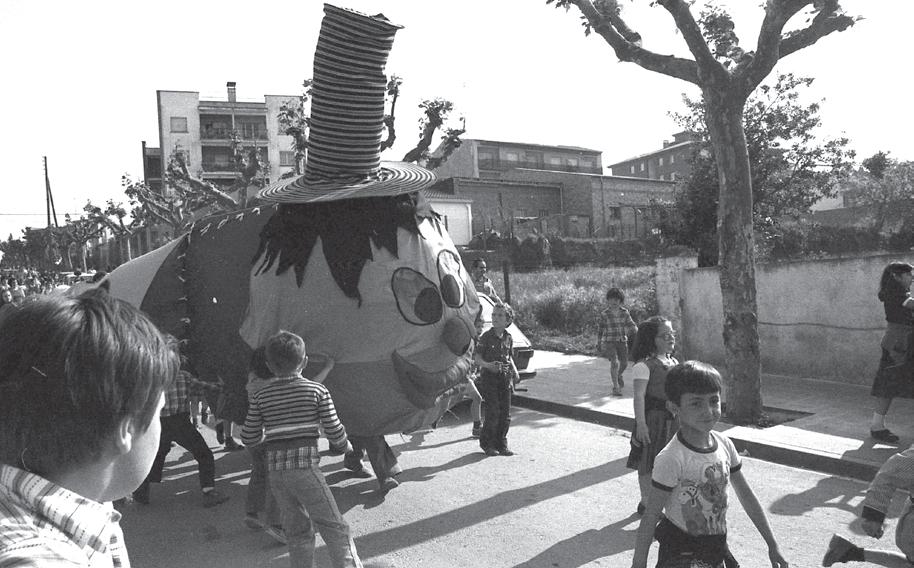 Visita guiada a l'exposició Sant Celoni entre els anys 70 i 80