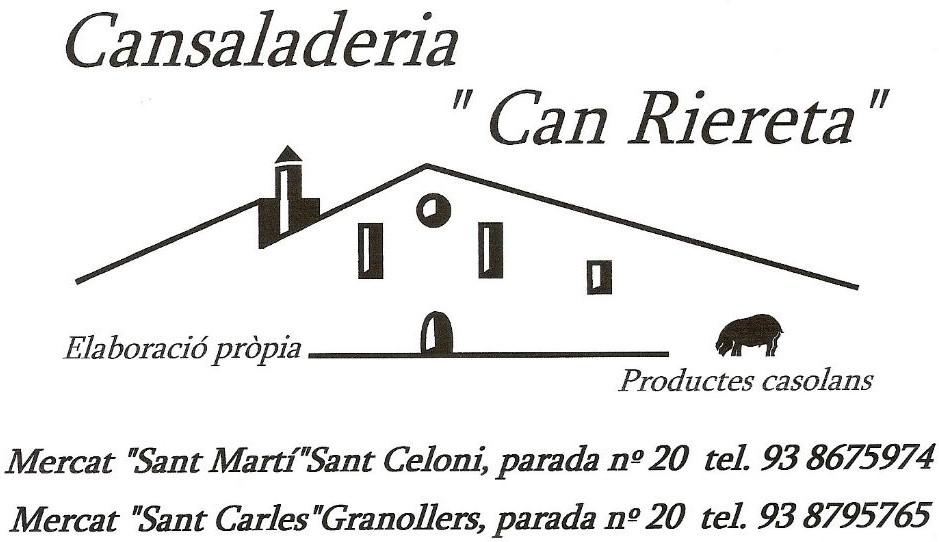 Cansaladeria Can Riereta